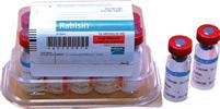 Вакцинация кошек Рабизин (Rabisin)
